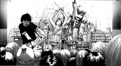 Solanin de Inio Asano para el XX Salón del manga de Barcelona