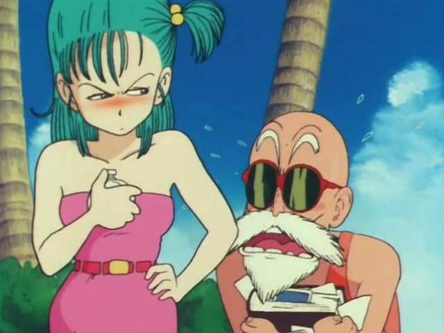 Así serán Bulma y Mutenroshi en Dragon Ball Z: Fukkatsu no F