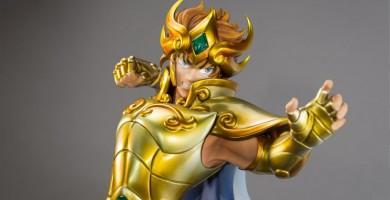Aiolia de Leo, la nueva HQS de Tsume