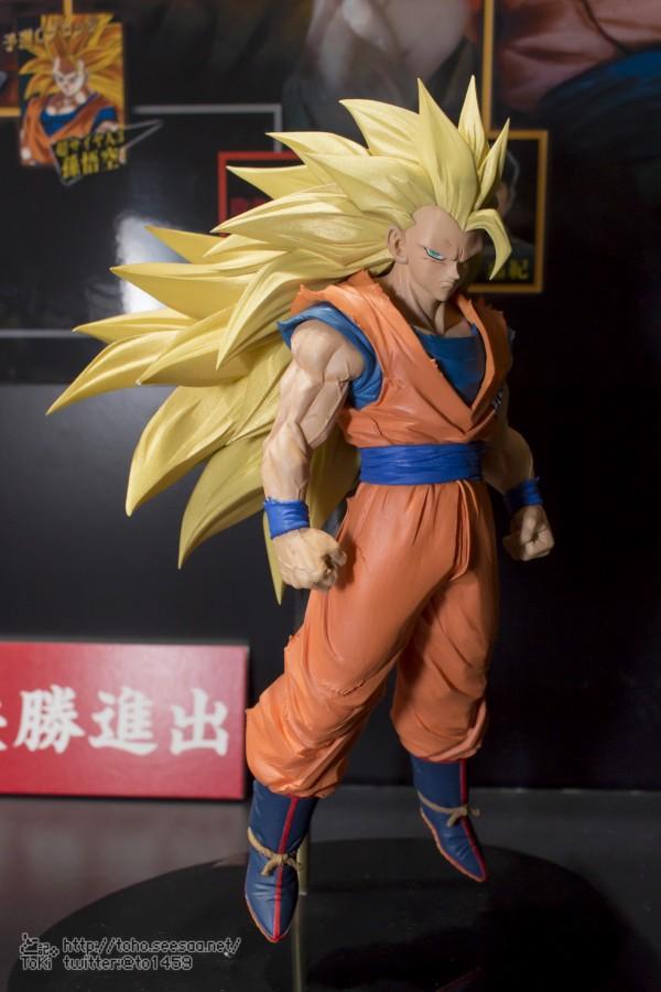 Así son las nuevas scultures de Dragon Ball pintadas y ya todas con fechas