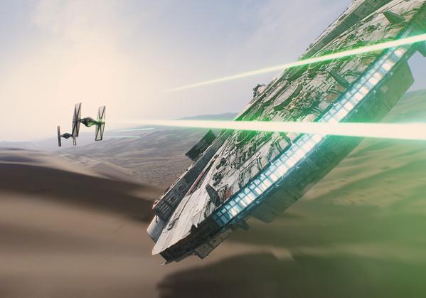 Reseña: Star Wars VII - El despertar de la fuerza