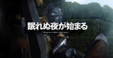 Primer tráiler del nuevo anime de Berserk