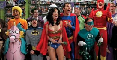 The big bang theory llega a Netflix España