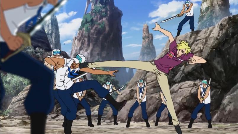 Reseña: One Piece - Aventura en Nebulandia