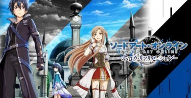 Sword Art Online: Hollow Realization llegará a Europa en 2016
