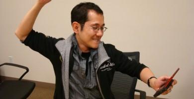 Shun Takumi se encuentra trabajando en un nuevo proyecto
