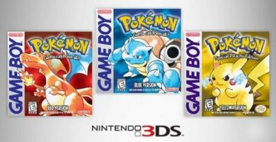 Las 2DS con los colores de los pokémon de primera generación ya pueden reservarse