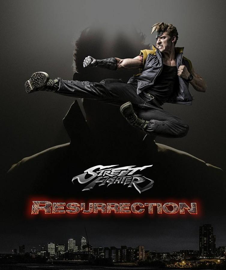 Nuevas imágenes de Street Fighter Resurrection