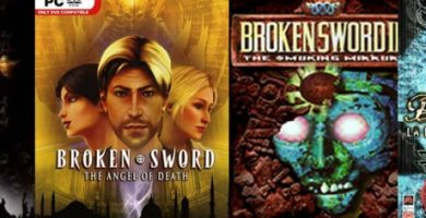 ¿Habrá un pack recopilatorio de Broken Sword?