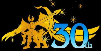 Los 30 años de Saint Seiya