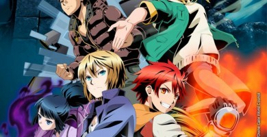 Divine Gate licenciada por Yowu Entertaiment