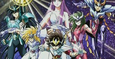 La saga de Hades de Saint Seiya llegará en Blu-ray en primavera