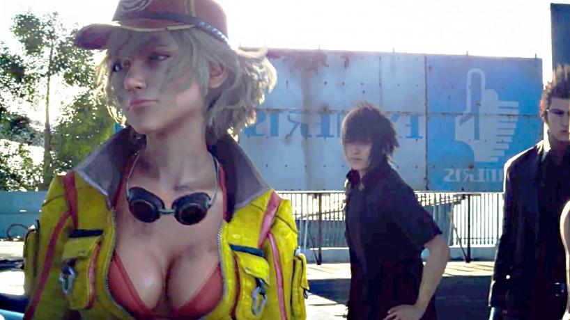 Final Fantasy XV, ¿saldrá en 2016?