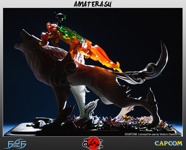 First 4 Figures abre reservas de Amaterasu