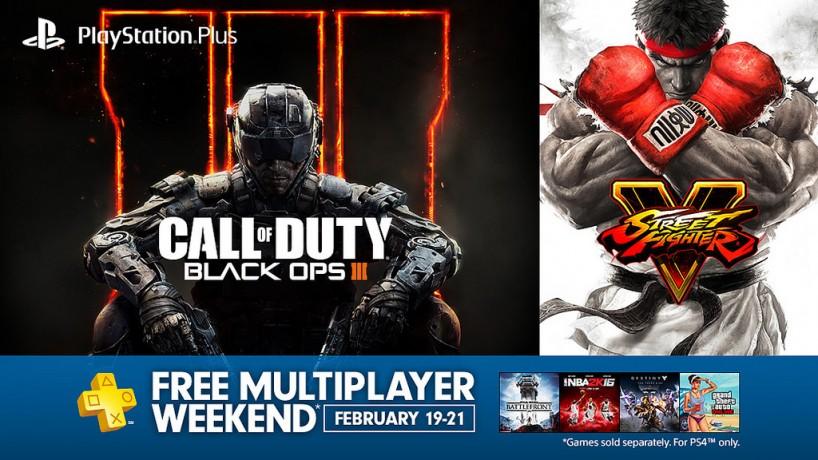 Este fin de semana se podrá jugar gratis en PS4