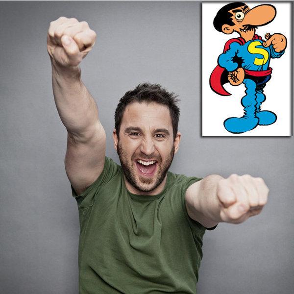 Dani Rovira será Superlópez en la gran pantalla