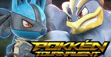 Nuevo video gameplay de Pokkén Tournament