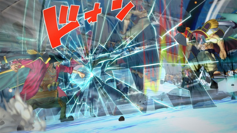 Nuevo tráiler de One Piece Burning Blood inspirado en la batalla de Marineford