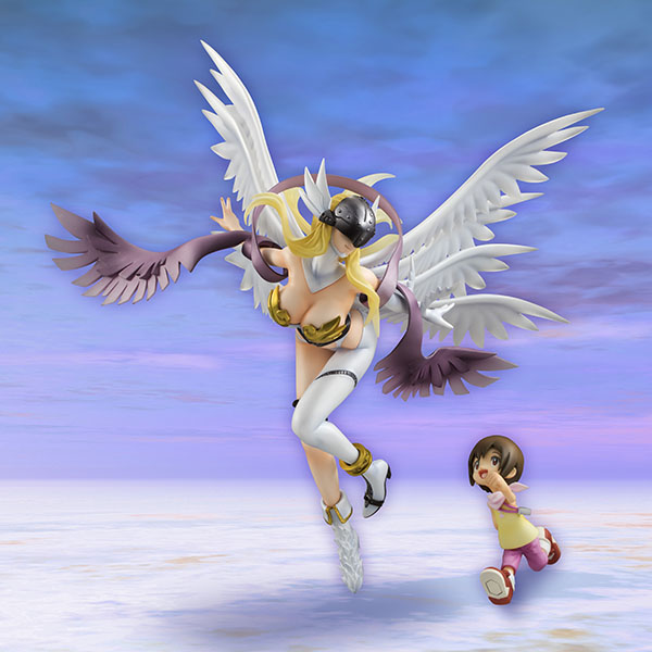 La G.E.M de Hikari y Angewomon no llegará a occidente