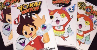 El manga de Yo-kai Watch es licenciado por NORMA Editorial