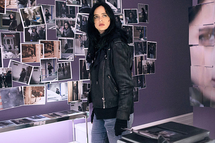 Reseña: Jessica Jones 1ª Temporada