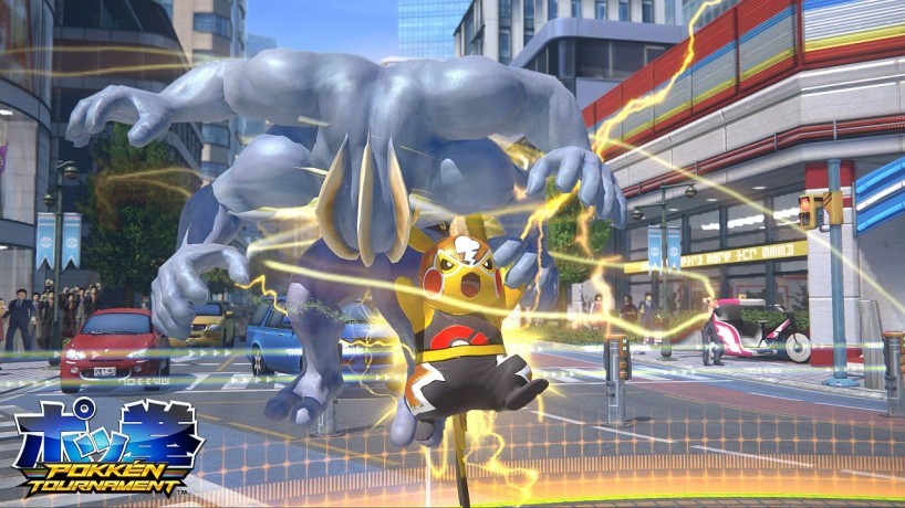 Análisis: Pokken Tournament