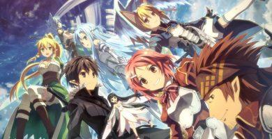 La segunda temporada de Sword Art Online ya disponible en Netflix