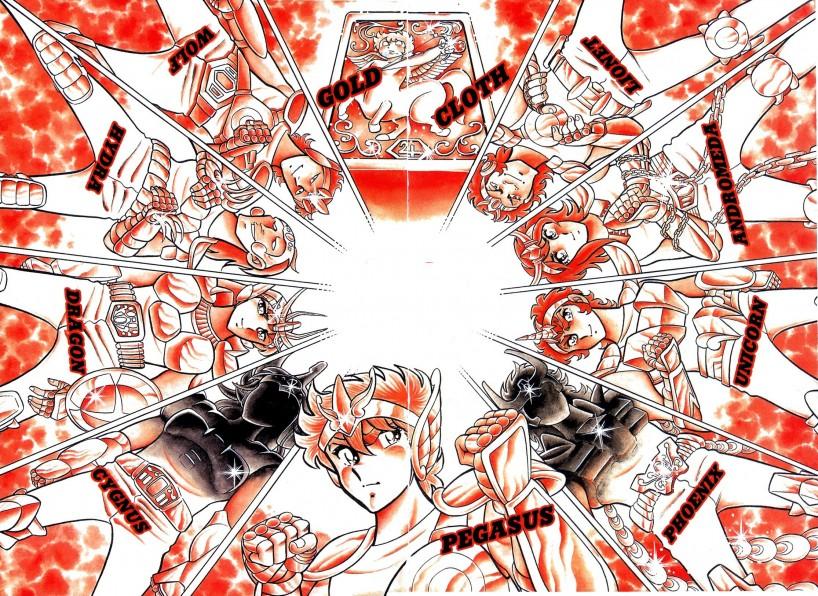Reseña: Saint Seiya Edición Kazenban