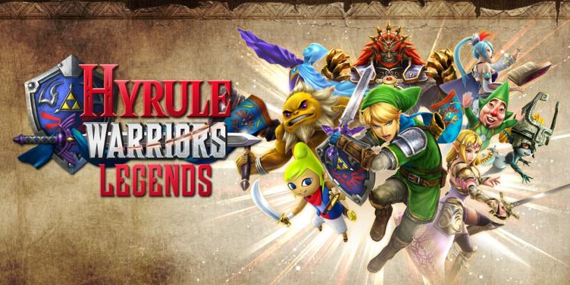 Análisis: Hyrule Warriors Legends