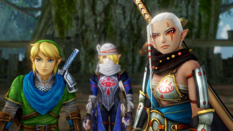 Análisis: Hyrule Warriors Legends