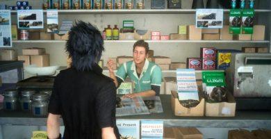 Resumen de Uncovered: Final Fantasy XV