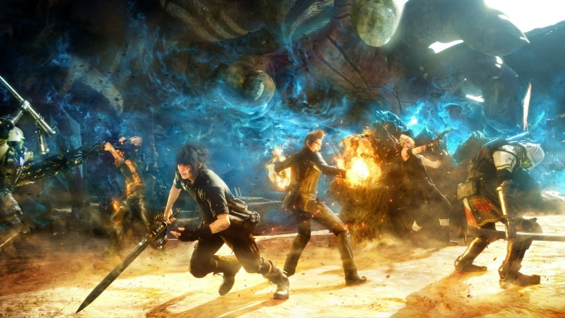 Resumen de Uncovered: Final Fantasy XV