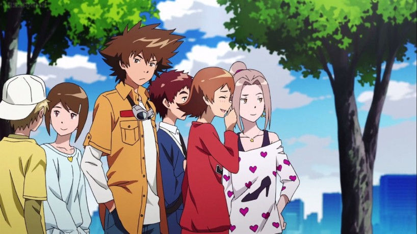 Reseña: Digimon Adventure Tri: Determination