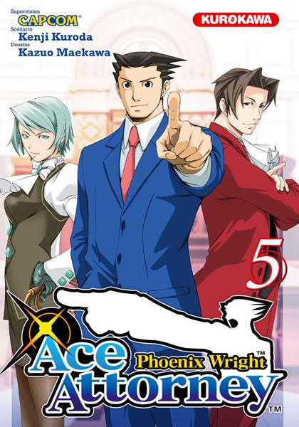 15 años de evolución de la saga Ace Attorney