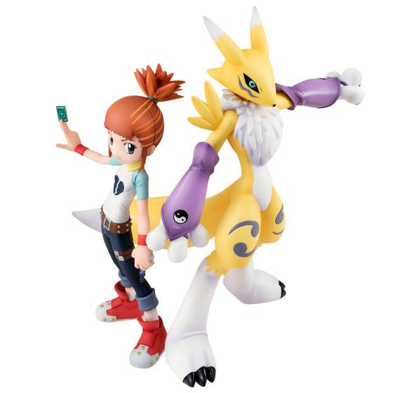 Más G.E.M de Digimon en camino por parte de MegaHouse