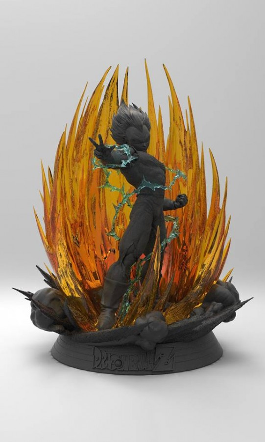 Tsume prepara nuevas HQF de Dragon Ball y Saint Seiya