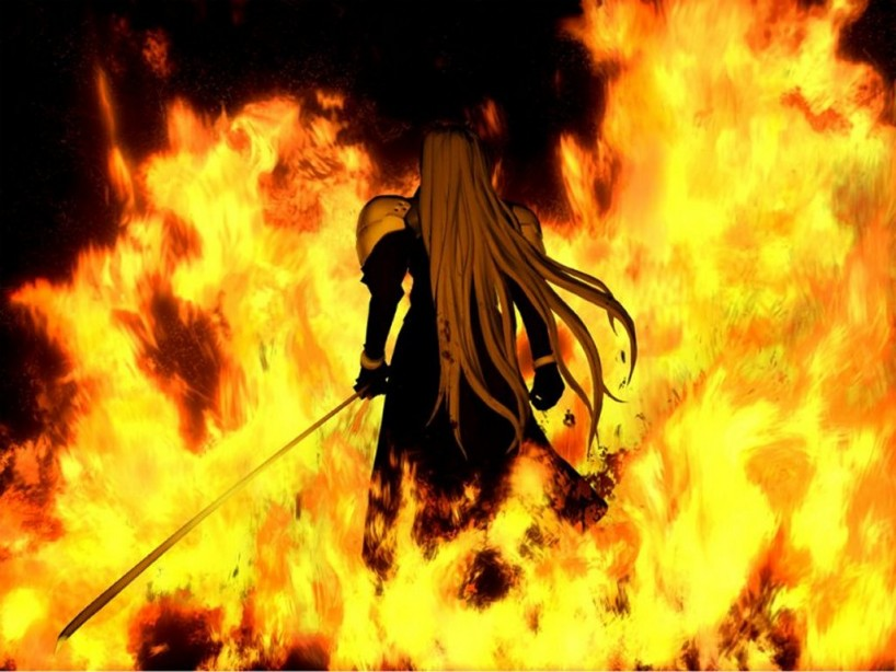 Final Fantasy VII a través de los años