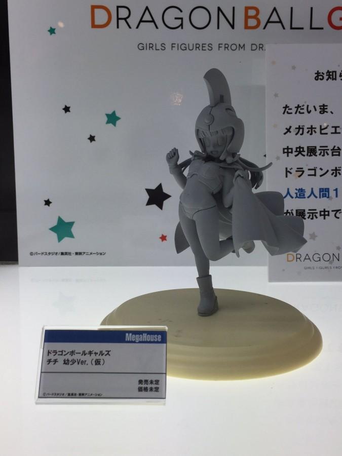 MegaHouse suma nuevas figuras a su línea Dragon Ball Gals
