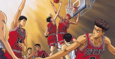 Selecta Visión presenta las ediciones de Slam Dunk