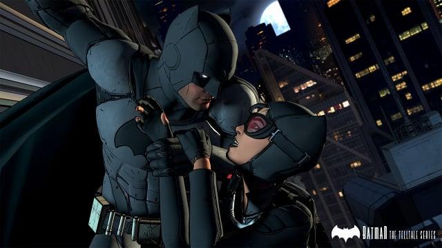 Primeras imágenes de Batman de Telltale Games