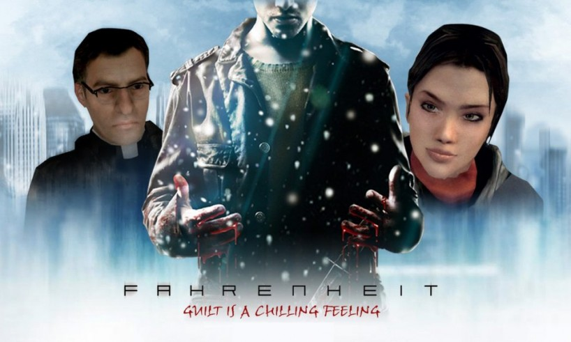 Quantic Dream remasteriza el videojuego Farenheit para PS4