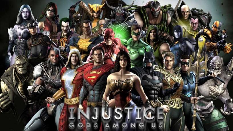 Warner Bros confirma Injustice 2 para 2017