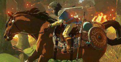 El nuevo videojuego de The legend of Zelda por fin muestra un tráiler gameplay