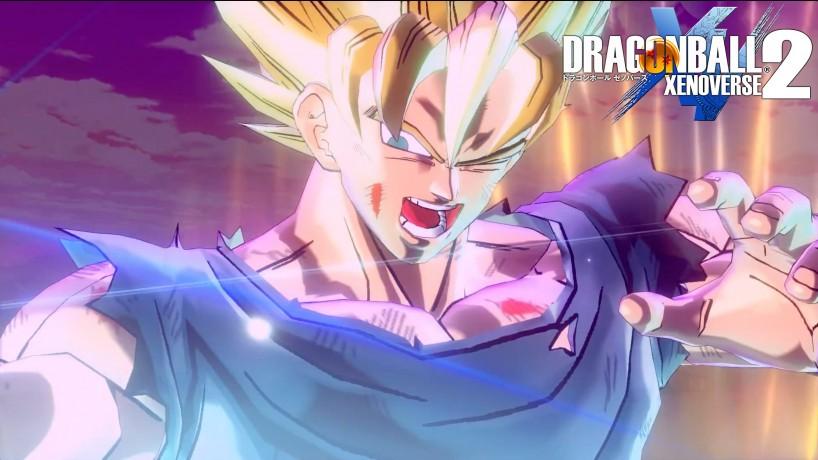 Dragon Ball Xenoverse 2 se muestra en un gameplay