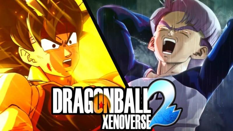 Nuevos detalles de Dragon Ball Xenoverse 2