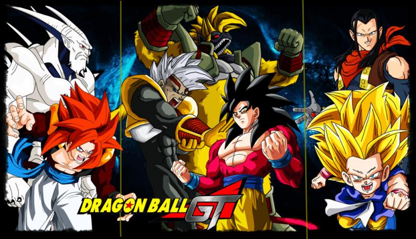 Dragon Ball durante más de 30 años