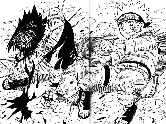 Naruto, el nuevo héroe de toda una generación