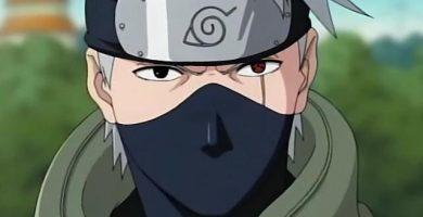 El rostro de Kakashi Hatake por fin mostrado en el anime