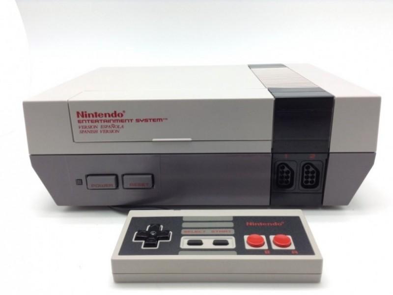 Nintendo relanzará la NES clásica en noviembre