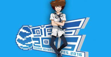 Digimon Adventure FES 2016